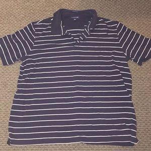 Lands' end men's polo shirt